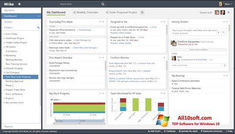 لقطة شاشة Project Expert لنظام التشغيل Windows 10