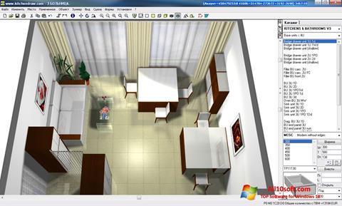 لقطة شاشة KitchenDraw لنظام التشغيل Windows 10