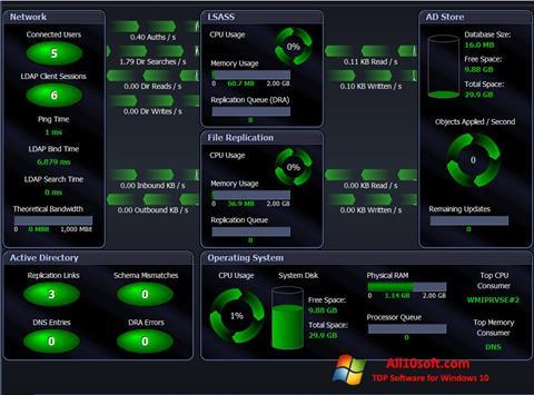 لقطة شاشة Spotlight لنظام التشغيل Windows 10