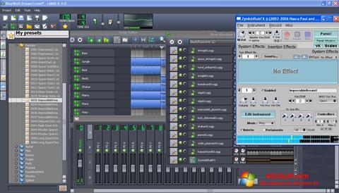 لقطة شاشة Linux MultiMedia Studio لنظام التشغيل Windows 10