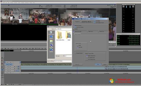 لقطة شاشة Avid Media Composer لنظام التشغيل Windows 10