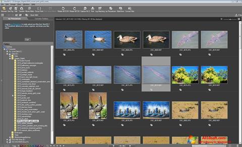 لقطة شاشة ViewNX لنظام التشغيل Windows 10