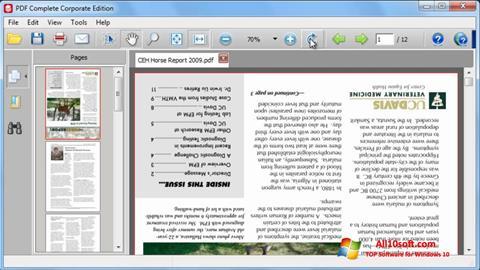 لقطة شاشة PDF Complete لنظام التشغيل Windows 10