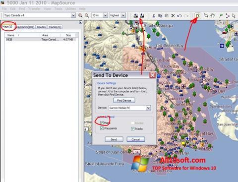 mapsource تحميل برنامج