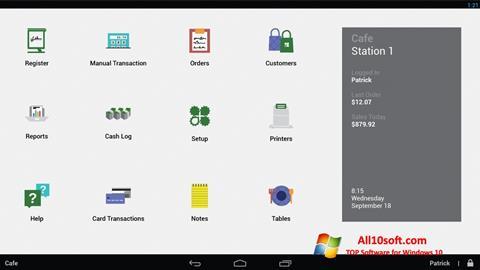 لقطة شاشة Clover لنظام التشغيل Windows 10