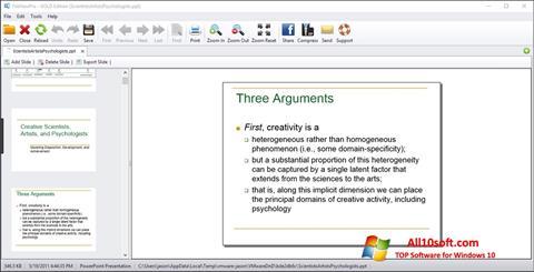 لقطة شاشة FileViewPro لنظام التشغيل Windows 10