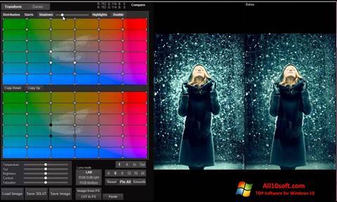 لقطة شاشة 3D LUT Creator لنظام التشغيل Windows 10