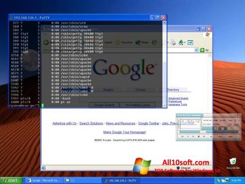 لقطة شاشة Vitrite لنظام التشغيل Windows 10