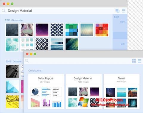لقطة شاشة Gyazo لنظام التشغيل Windows 10