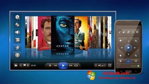 لقطة شاشة ALLPlayer لنظام التشغيل Windows 10