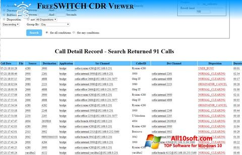لقطة شاشة CDR Viewer لنظام التشغيل Windows 10